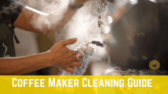 coffee maker cleaning guide