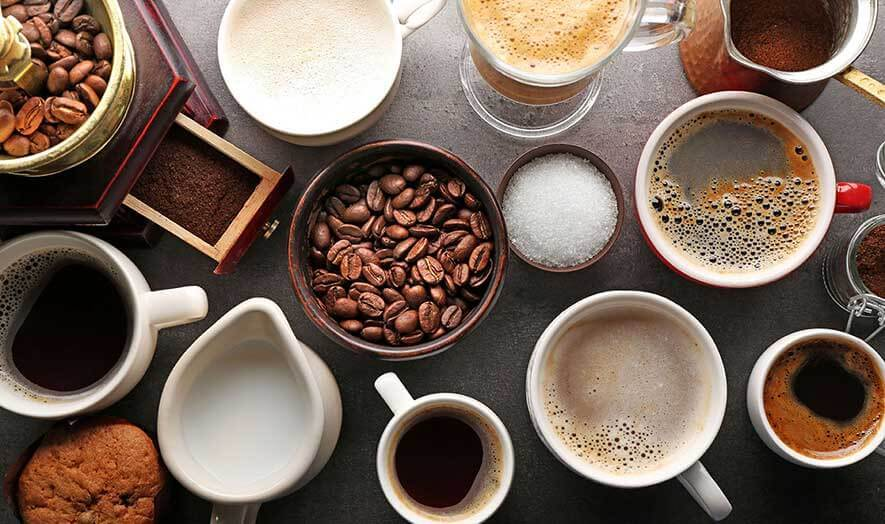 5 Different types of coffee making methods without using a coffee maker or pot