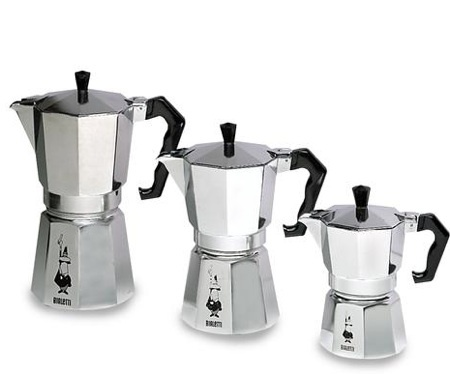 different types of Percolator for coffee making