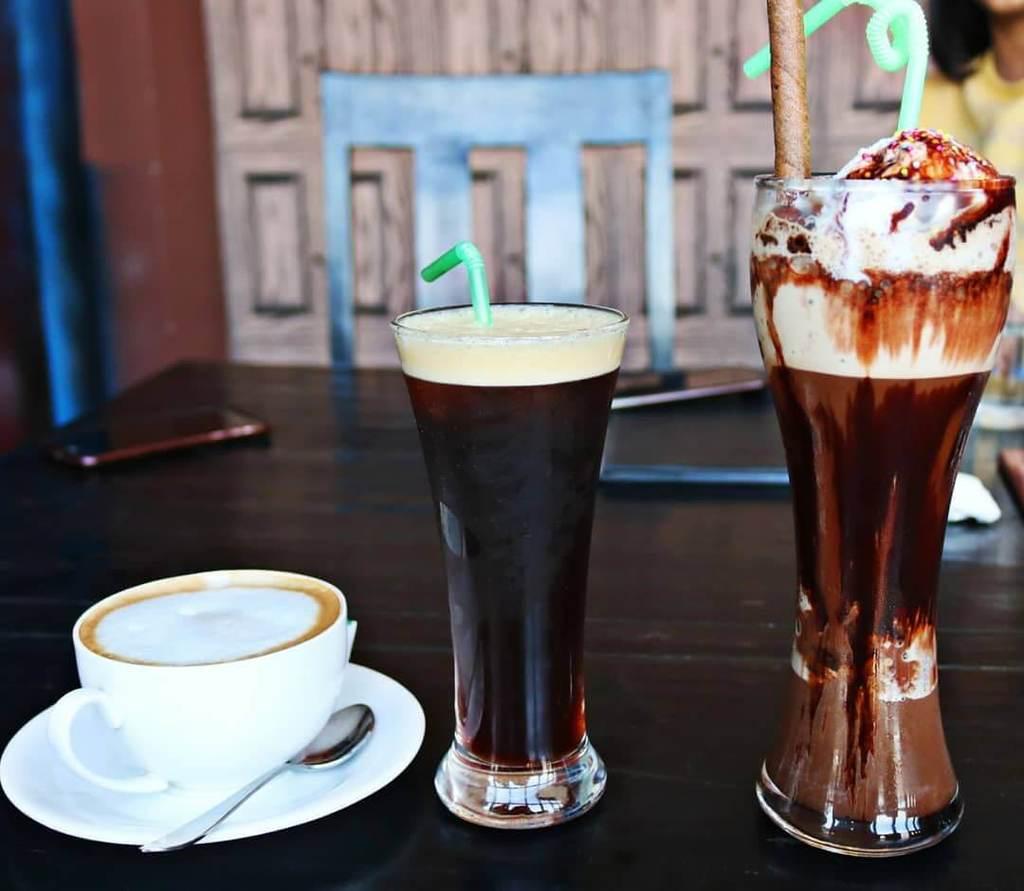 Cappuccino vs Frappuccino vs Latte