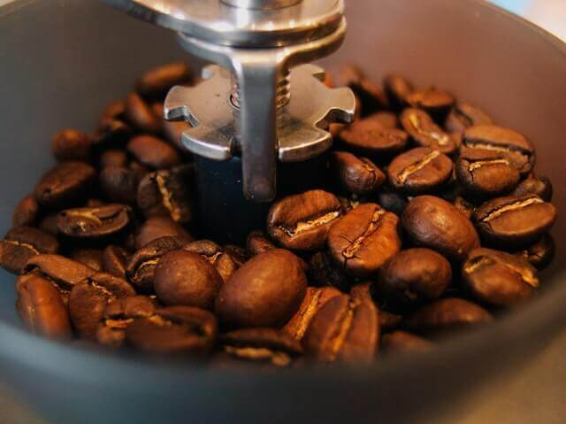 grind your own coffee beans